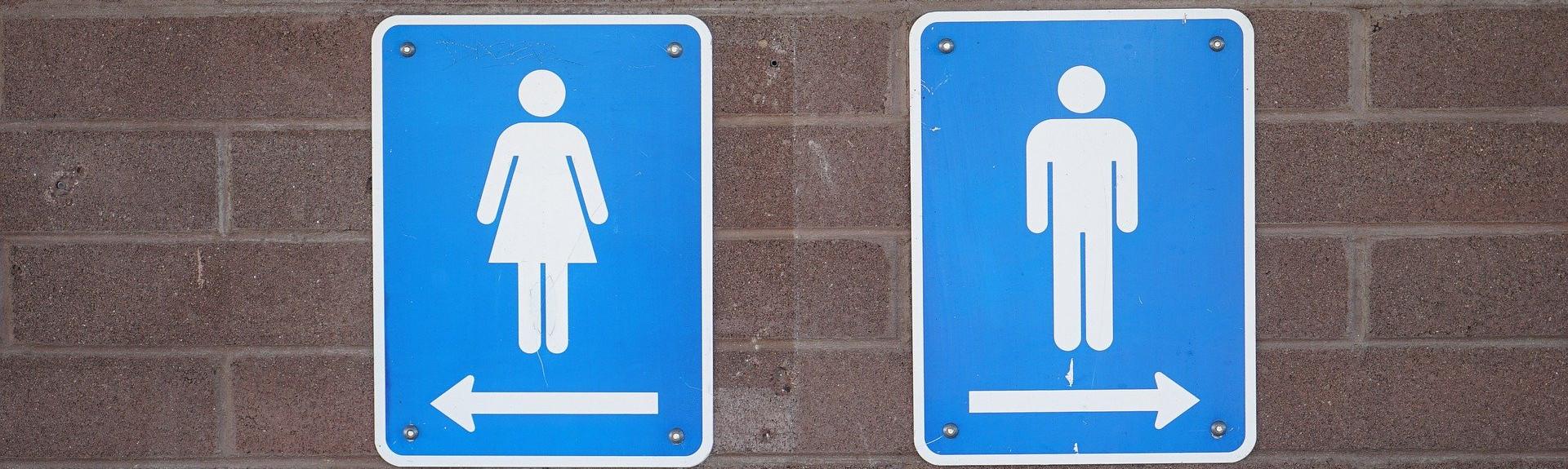 Was ist die nette Toilette