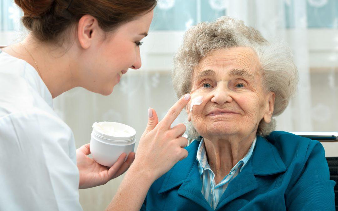Gesunde Pflege für die Haut