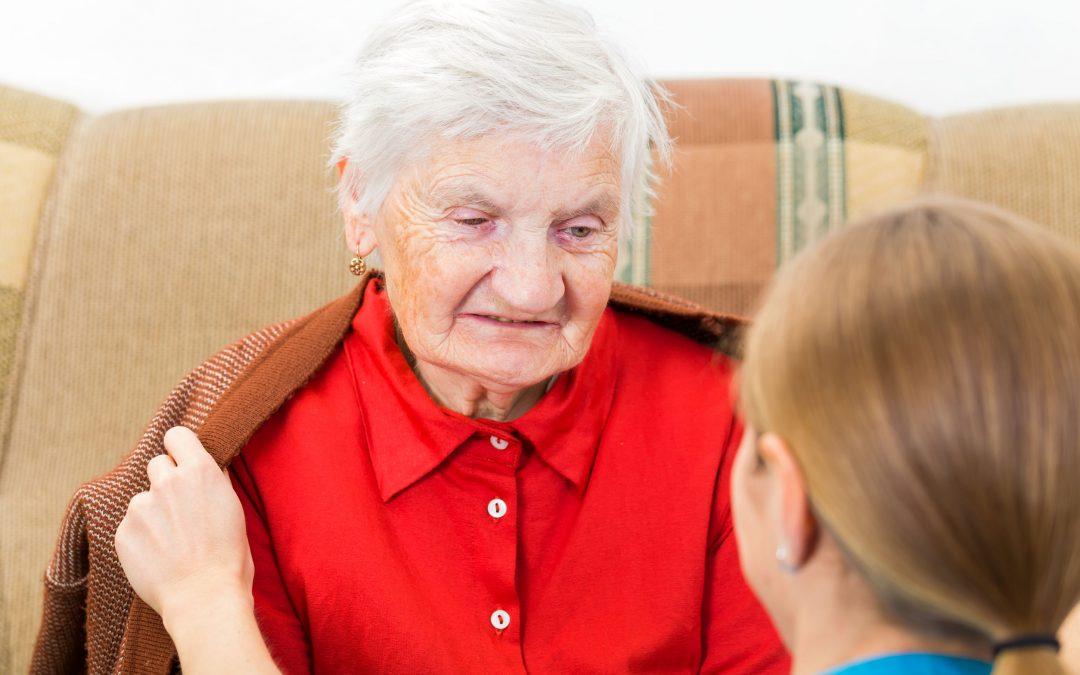 Altersdepression: Wenn die Seele aus dem Lot gerät