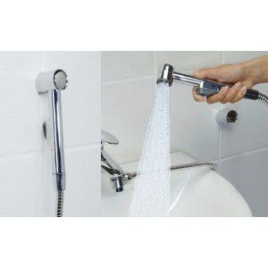 Waschbeckendusche mit Perlator