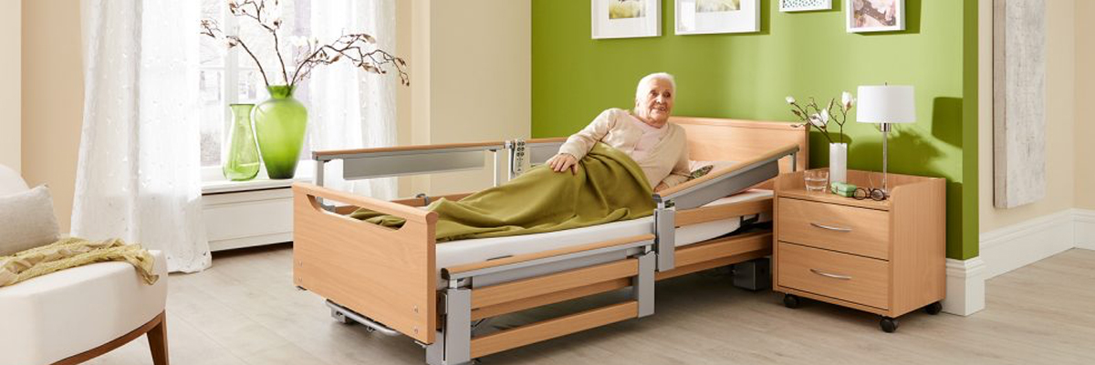 Was ist ein seniorengerechtes Bett