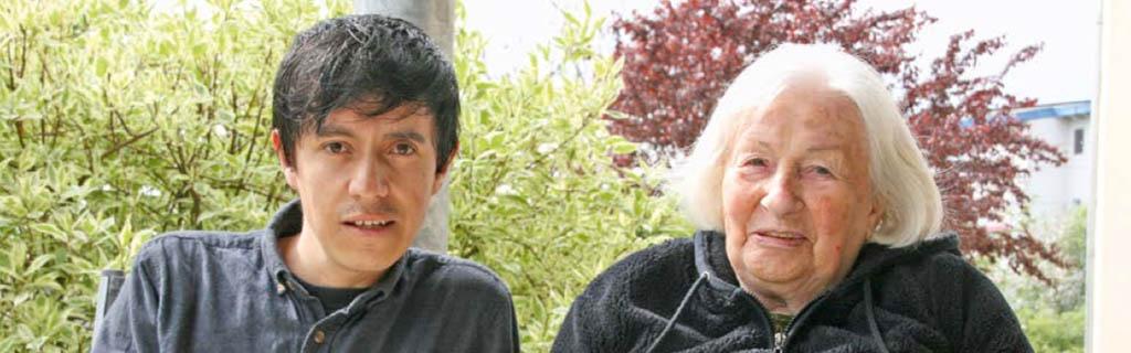 HELDEN DES ALLTAGS: Maria und Juan