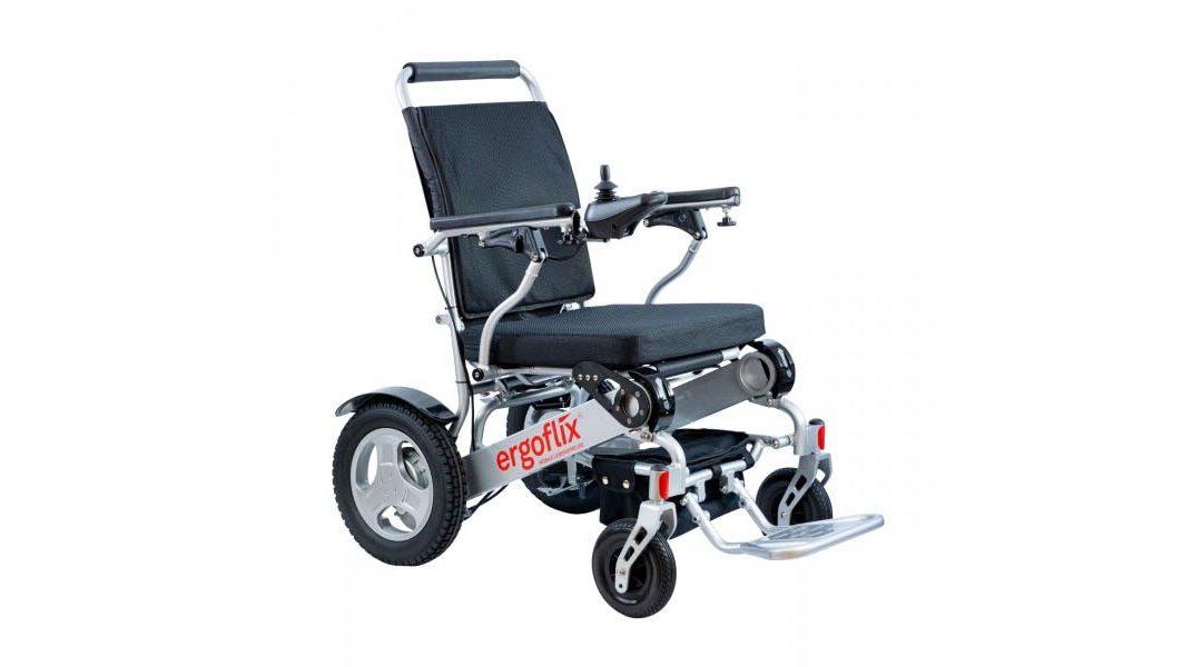 Ergoflix L – Faltbarer elektrischer Rollstuhl