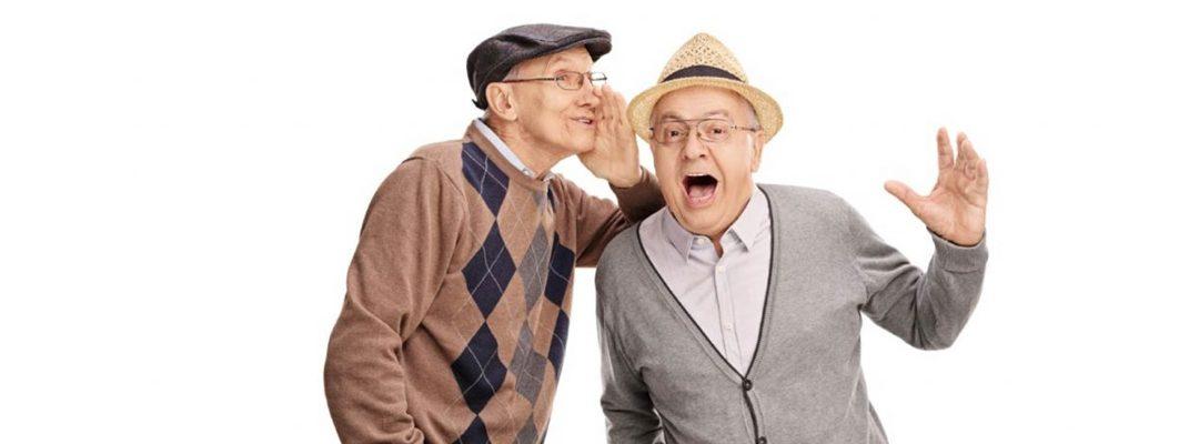 Warum man im Alter schlechter hört: Der Hörsinn