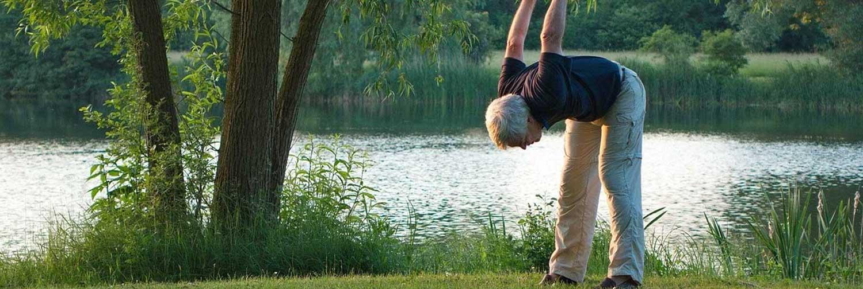 Sport und Bewegung für Senioren