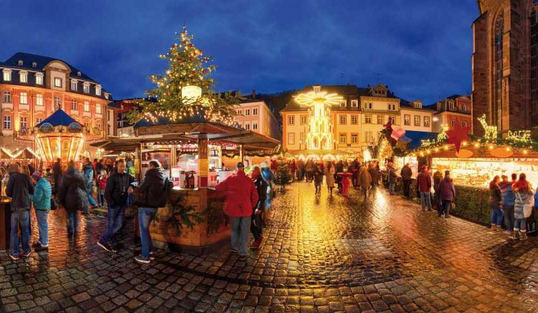 Spezial: Die schönsten Weihnachtsmärkte