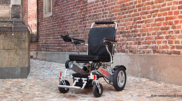 Mobilitätshilfe mit Krankenkassenzuschuss