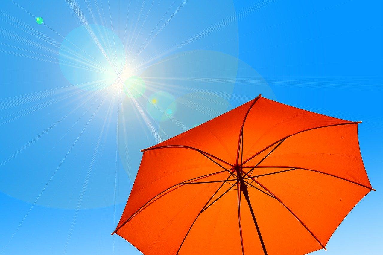 Was tun bei großer Hitze?