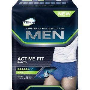 TENA Men Active Fit Pants Plus Large